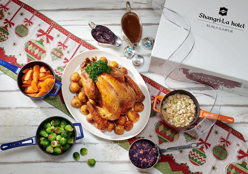 Turkey Delights at Lemon Garden 2Go