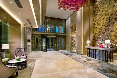 Hotel Check The One Executive Suites Shanghai Business