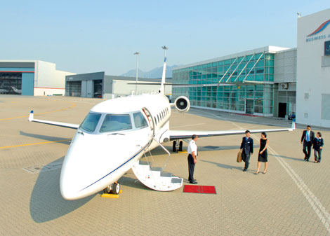 Private Jets Asia Ready To Fly  Business Traveller  The Leading Magazine F