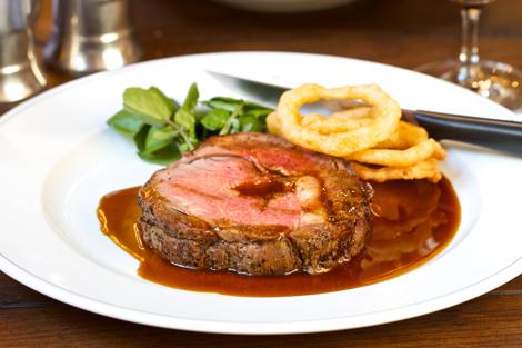 restaurant check: holborn dining room - business traveller – the