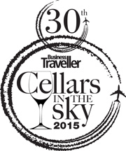 Cellars in the Sky Awards 2015