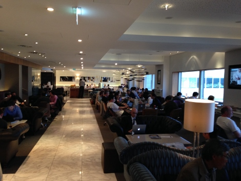 No 1 Traveller Lounge London Heathrow Terminal 3