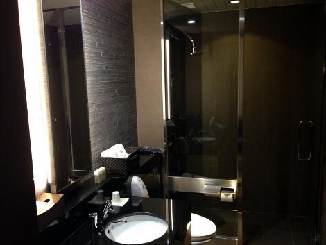 ANA Haneda Shower