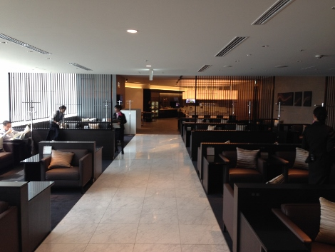 Lounge Check Ana Suite Lounge Haneda Business Traveller