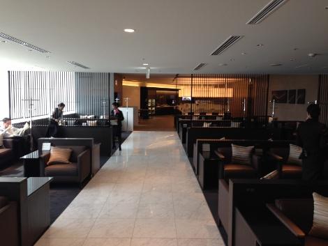 ANA First Lounge, Haneda