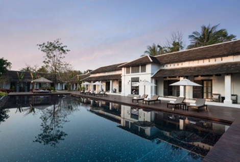 Featuring 25 Clay Roofed Suites With Sizes Ranging From 46 To 120 Sqm The Accommodations Each Offer Their Own Private Garden Bathtub Or Pool
