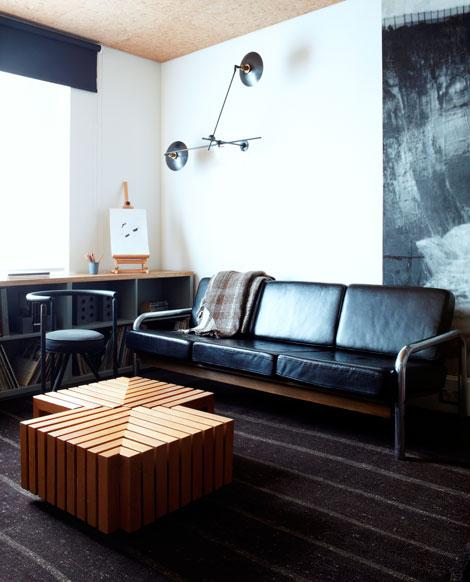 Ace Hotel London Shoreditch suite