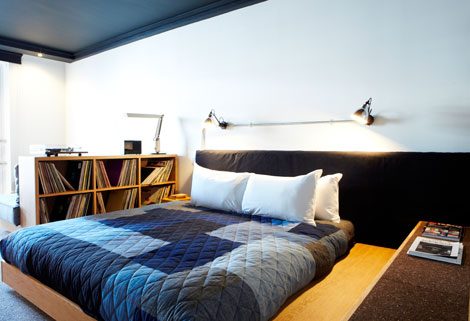 Ace Hotel London Shoreditch superior deluxe double