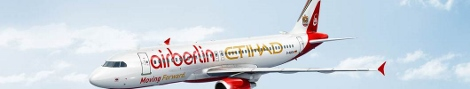 Etihad and Air Berlin
