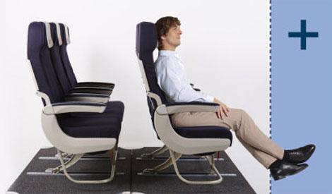 Air France Seat Plus