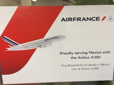 AF A380 invitation
