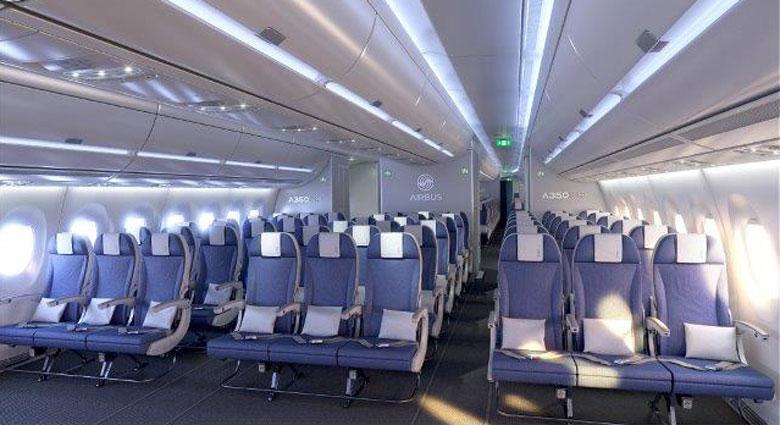A350 XWB nine-across economy