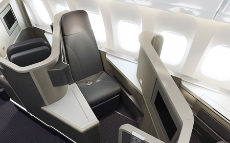 American Airlines Reveals New Fully Flat Seat Business Traveller
