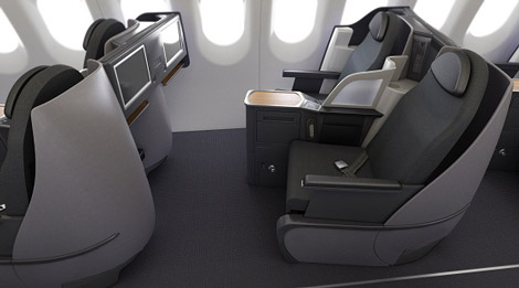BE Designed Seats Configured In A 2 Layout While The Main Cabin Economy Will Offer By Recaro 3 Including 36