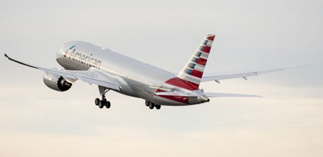 American Airlines B787-8