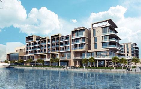 Anantara Dubai Creek Hotel