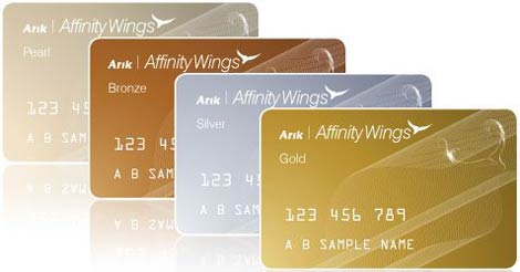 Affinity Wings