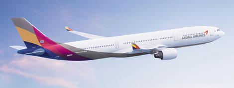Asiana A330-300