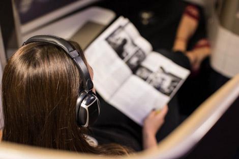 BA headphones