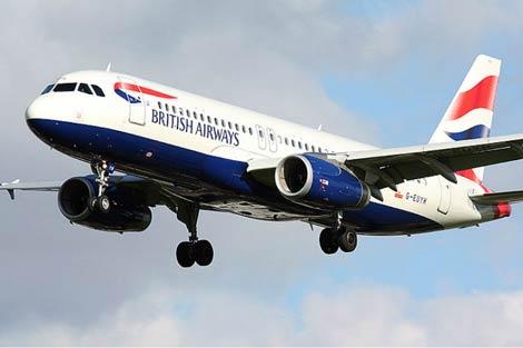 BA A320