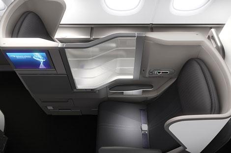 BA A380 Club World