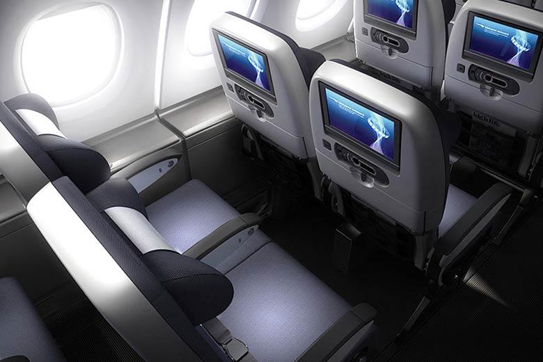 BA A380 World Traveller