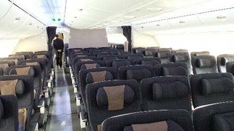BA A380 World Traveller Plus
