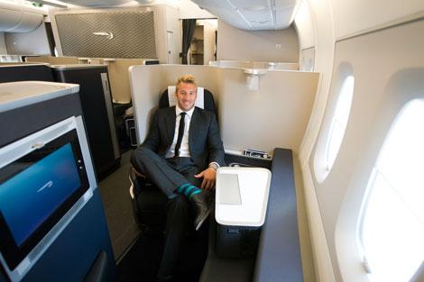Chris Robshaw on BA\\\\\\\\\\\\\\\\\\\\\\\\\\'s A380
