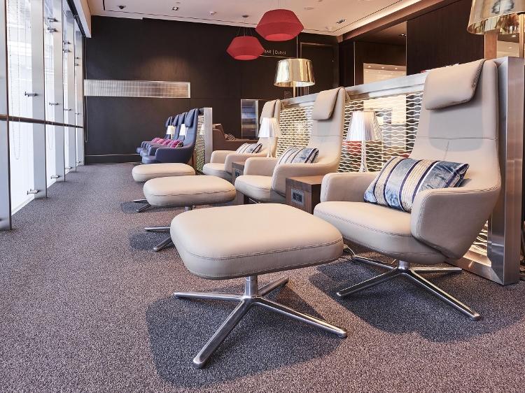 BA Dubai Lounge