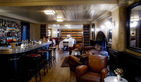 Balthazar Covent Garden private room