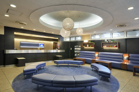 Best Western Tokyo Nishikasai hotel lobby