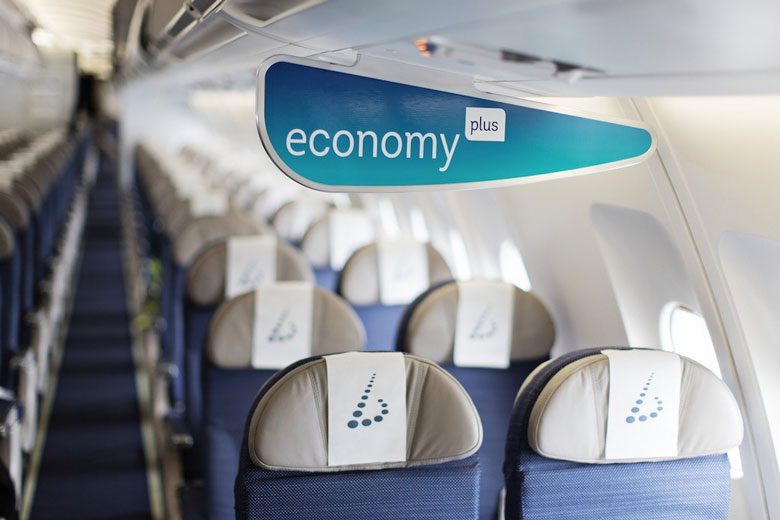 Brussels Airlines Economy Plus