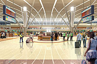 Artist\\\\'s impression of Cape Town International\\\\'s CTB