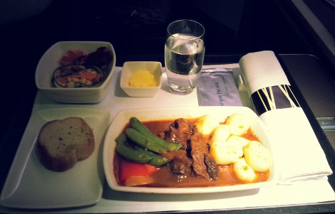 Cathay business dinner