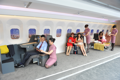 China Airlines B777-300ER product roadshow