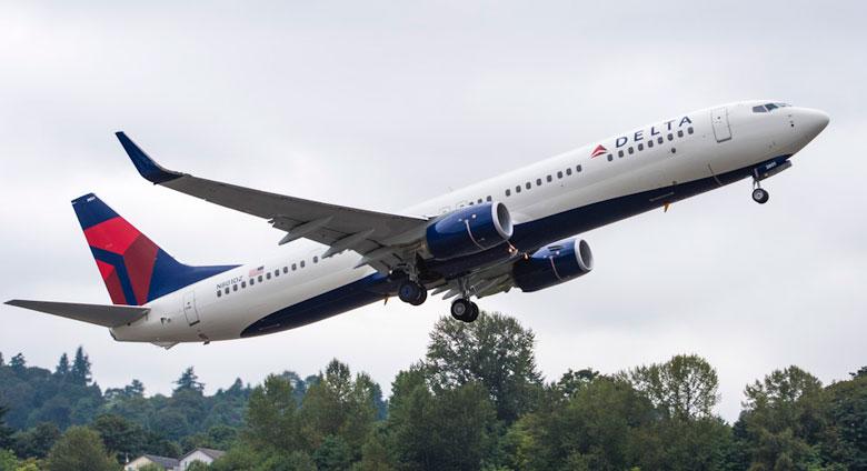 Delta B737-900ER