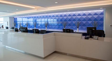 Delta T4 JFK lounge