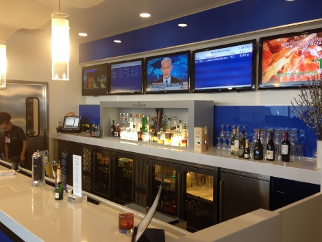 Seattle Skyclub bar
