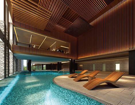 Dusit Devarana Hot Springs & Spa Conghua, Guangzhou hot spring centre