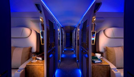 Emirates Executive private suites