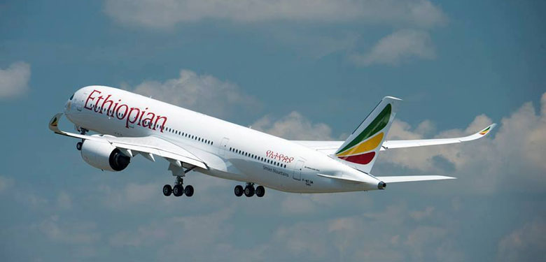 Ethiopian Airlines A350