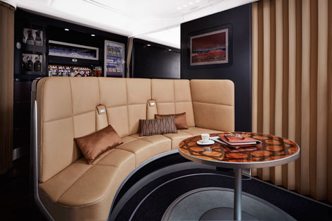 Image result for etihad business class a380