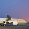 Etihad showcases Dreamliner at Indian Aviation show