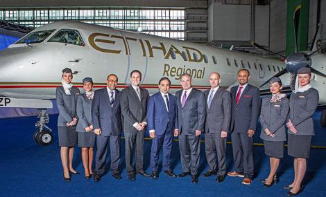 Etihad Regional launch