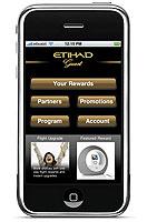 Etihad iphone app
