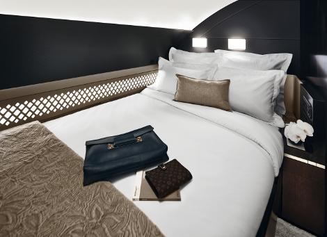 Etihad First Class A380