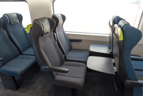 Remodelled e300 joins Eurostar fleet – Business Traveller
