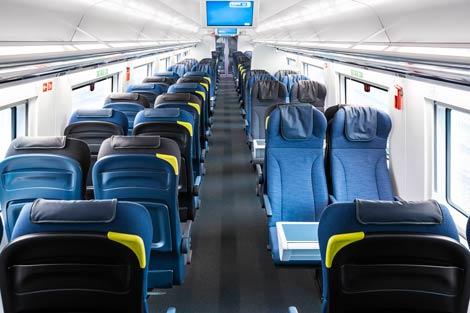 Standard class carriage