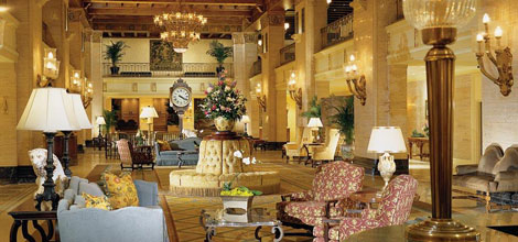 Fairmont Royal York lobby