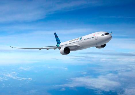 Garuda Indonesia A330-900 neo